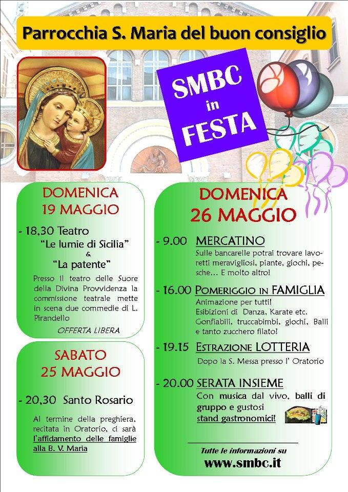 SMBC Teatro incontri